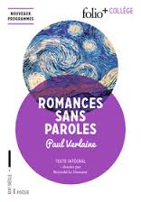 Romances sans paroles de Verlaine