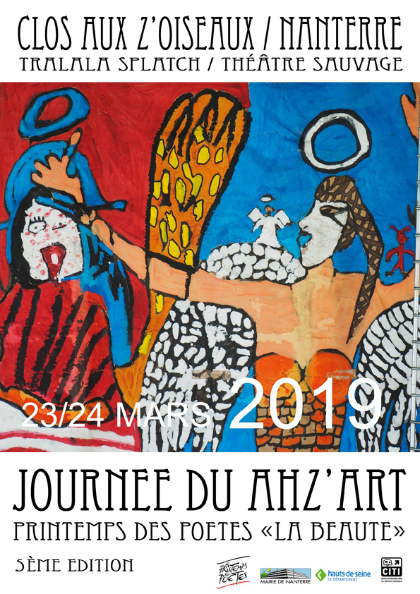 JOURNEE DU AHZ'ART