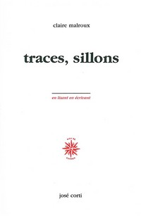 Traces, sillons