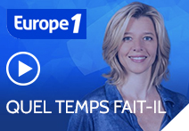 Europe 1 - Quel temps fait-il - Wendy Bouchard